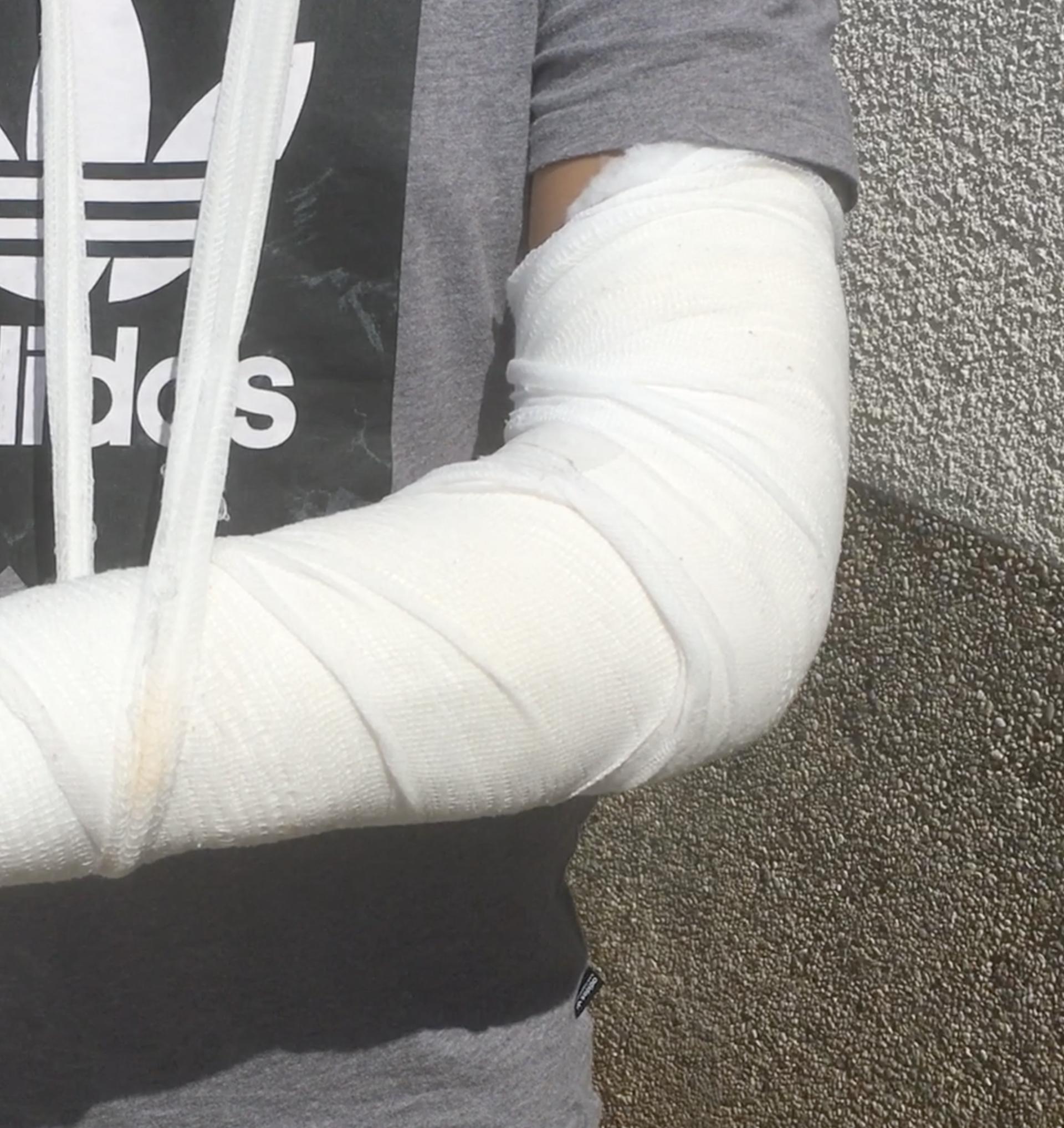 Vojnik koji je dječaku slomio ruku: Pitajte ljude kakav sam