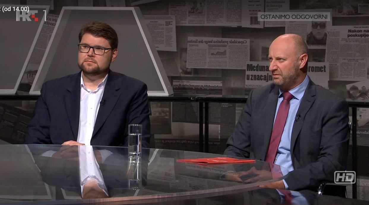 Grbin: Izašao sam iz stranke jer to nije bio moj SDP; Kolar: SDP se ne napušta. Ili jesi član ili ne