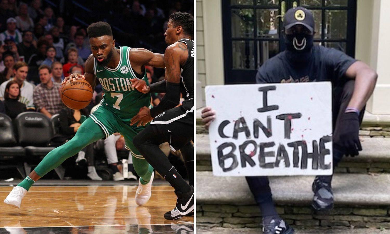 NBA zvijezda na prosvjedima za Floyda: Vozio sam 15 sati za ovo