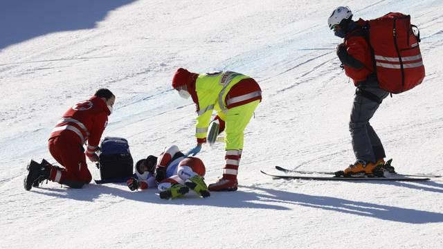 Alpine Skiing - Men's Downhill