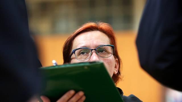 Smiljana neće svjedočiti danas: Odgodili  zbog manevra obrane