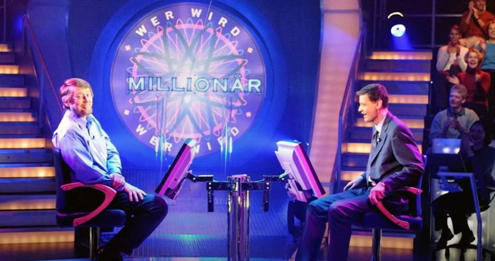 Biste li znali odgovor na pitanje zbog kojeg je ovaj natjecatelj postao prvi pobjednik njemačkog 'Milijunaša'?