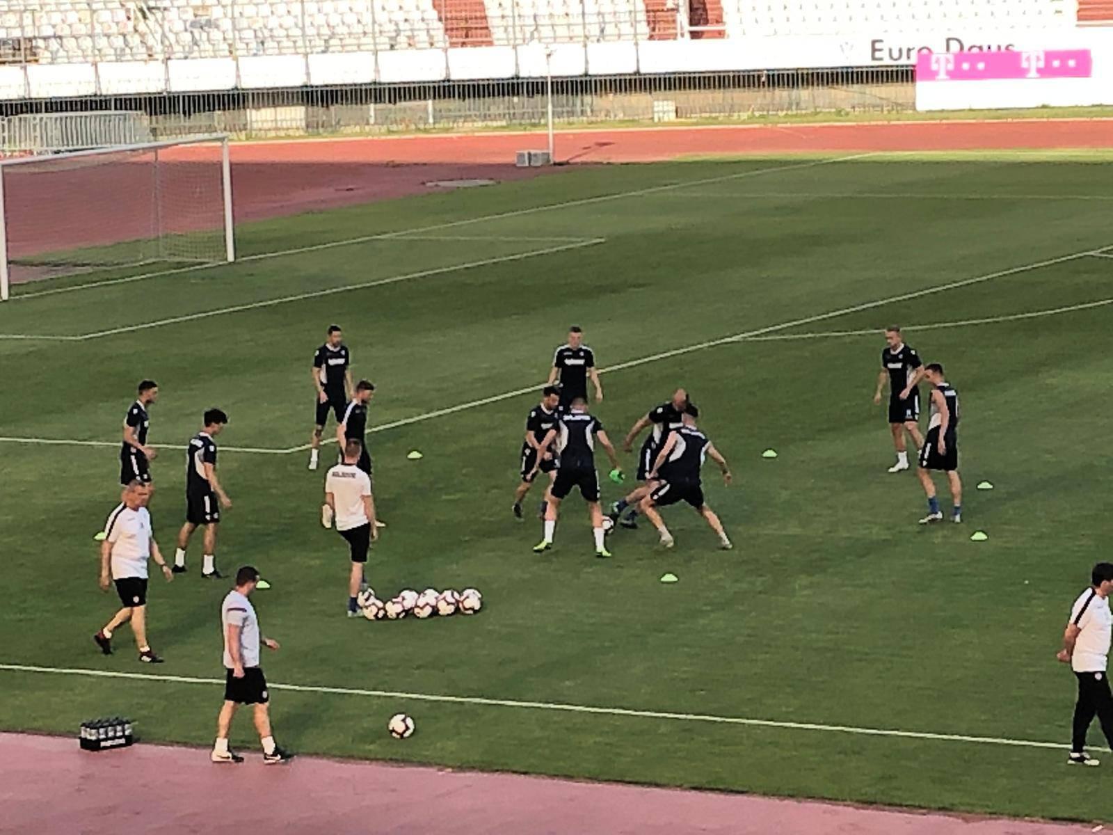 Hajduk započeo pripreme, cilj je plasman u kvalifikacije za LP