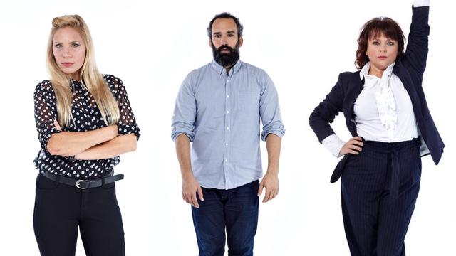 Glumci iz 'Firme' našalili se s 'novim normalnim': 'Sad barem znam da svi imaju lijepe oči...'