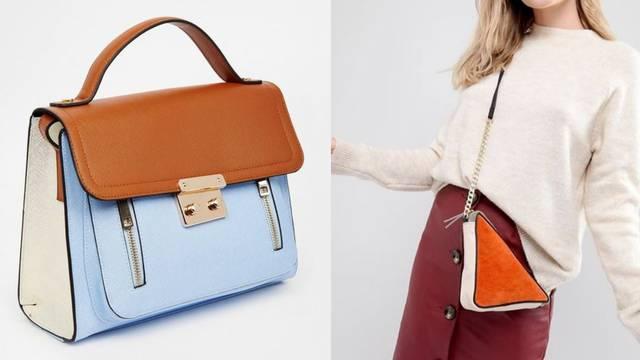 Dvobojne torbe - tonovi u jačem kontrastu za moćnu kombinaciju