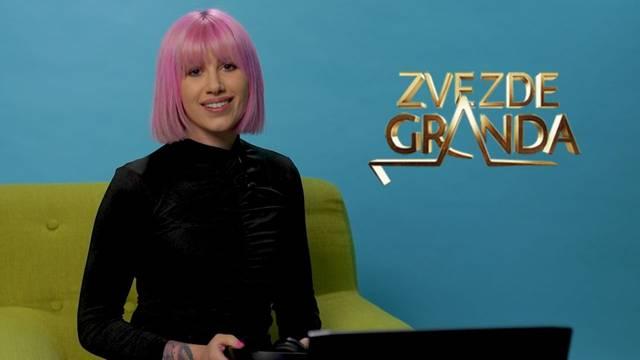 Stela Rade o svom nastupu na Zvezdama Granda: 'Uvijek mi glas drhti, teško je dati 100%'