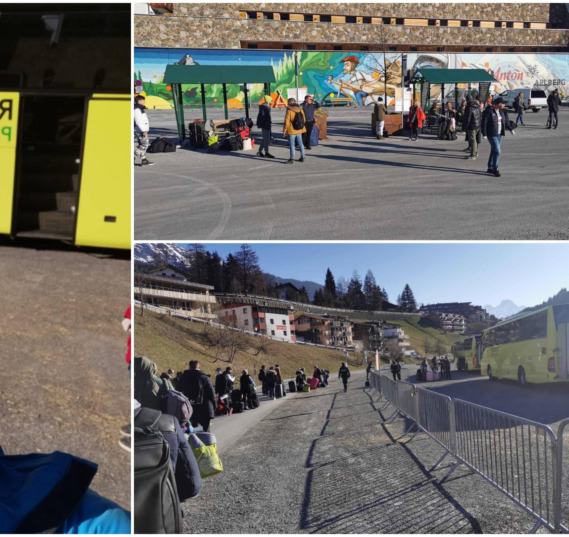 Hrvati zatočeni u St. Antonu: 'Napokon! Večeras smo doma!'