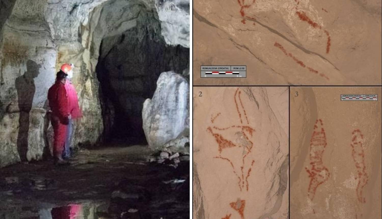 Senzacija: U pećini u Istri našli crteže stare čak 30.000 godina