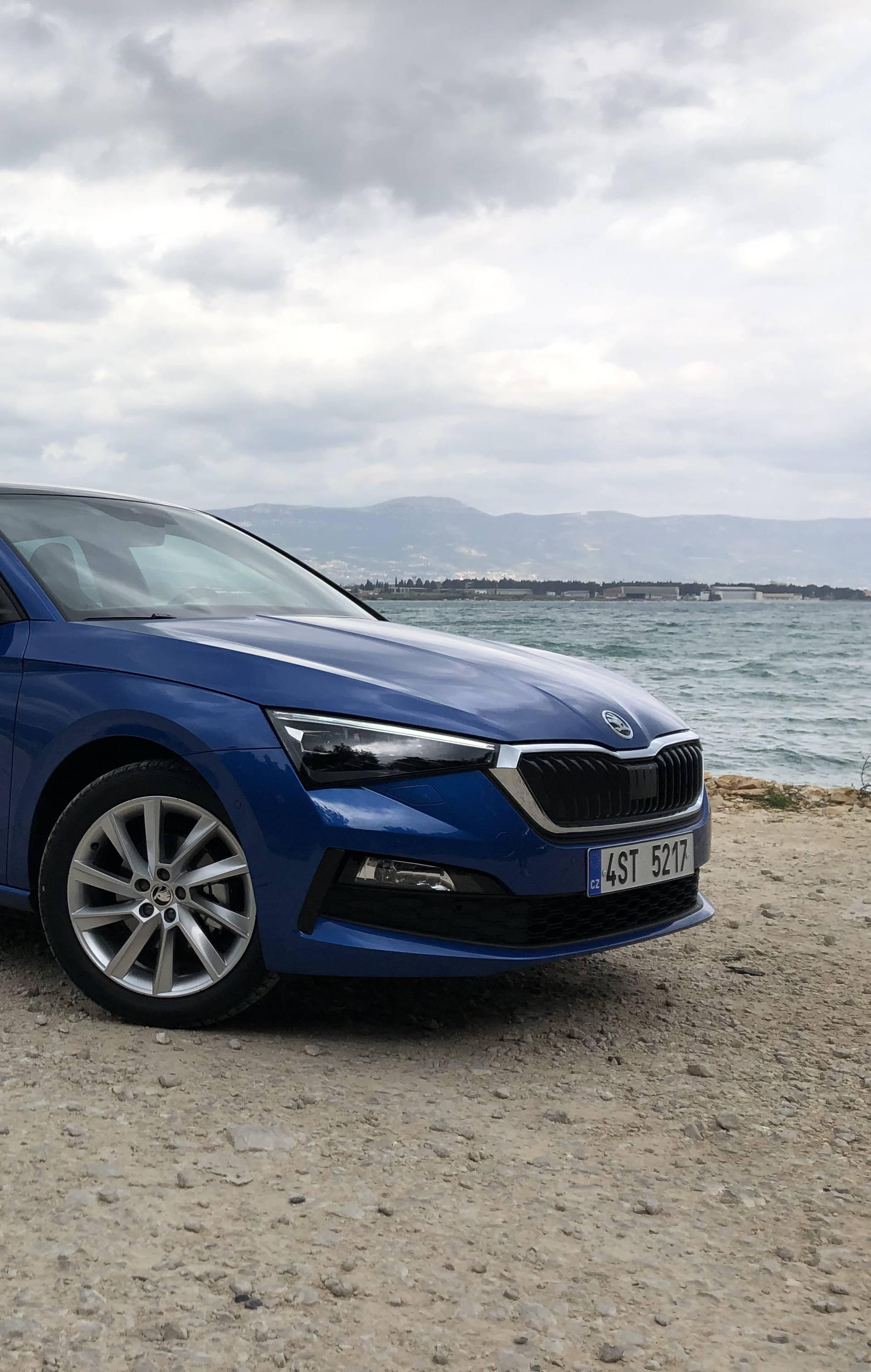 Već smo je isprobali: Škoda Scala je novi konkurent Golfu