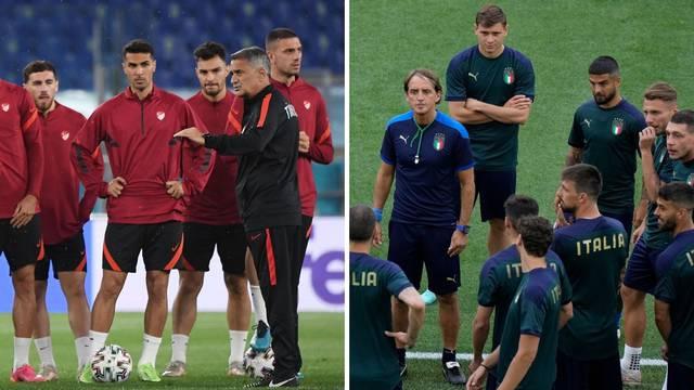 Italija ili Turska? Sve o  ekipama koje u Rimu otvaraju 16. Euro