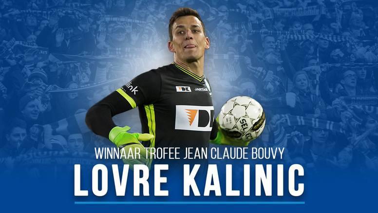 Osvojio navijače u pola godine: L. Kalinić najbolji igrač Genta