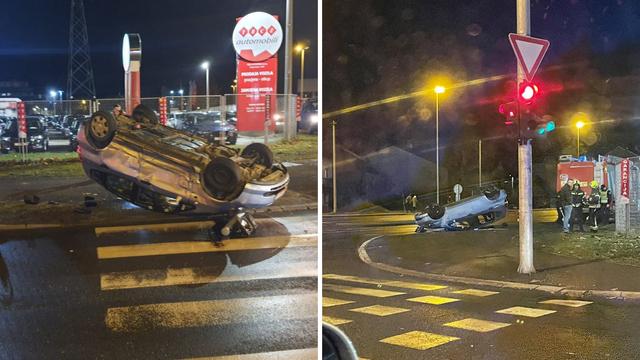'Taksist se prevrnuo i otkinuo semafor. To je grozno raskrižje'