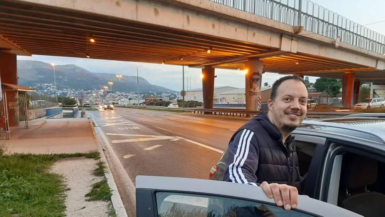 Porodio ženu u autu na cesti u Splitu: 'Rekla je 'Mali izlazi već' i hvatala ga. Ona je pravi heroj'
