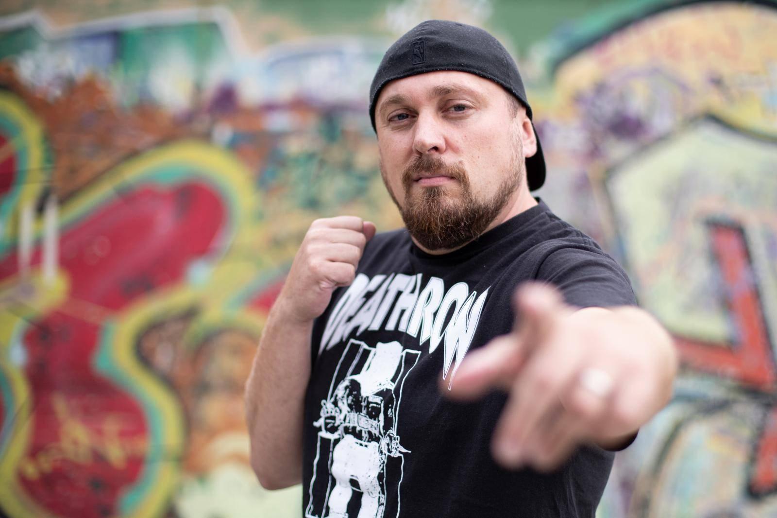 Nered o glazbi i obitelji: 'Svoje sam klince navukao na hip hop'