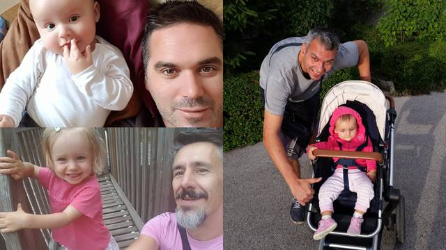 Očevi od formata: S djecom su po cijele dane dok majke rade