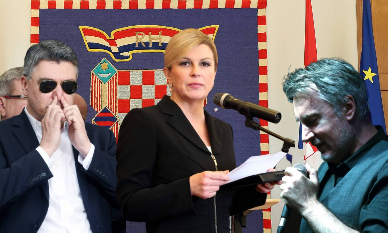 Kolinda, Zoki, Škoro, gdje je tu trag bilo kakvog državništva?
