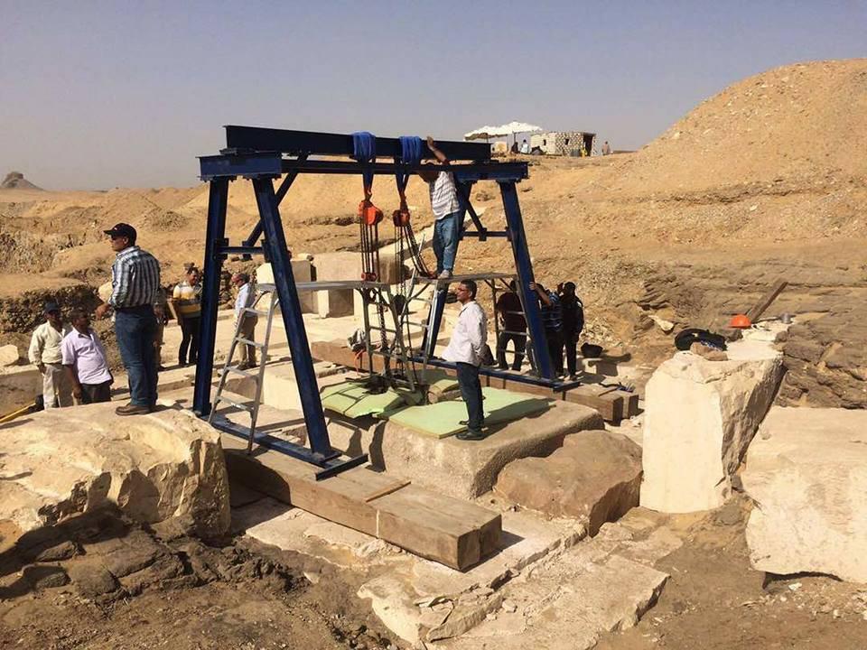 Veliko otkriće u Egiptu: Našli su grobnicu faraonove kćeri