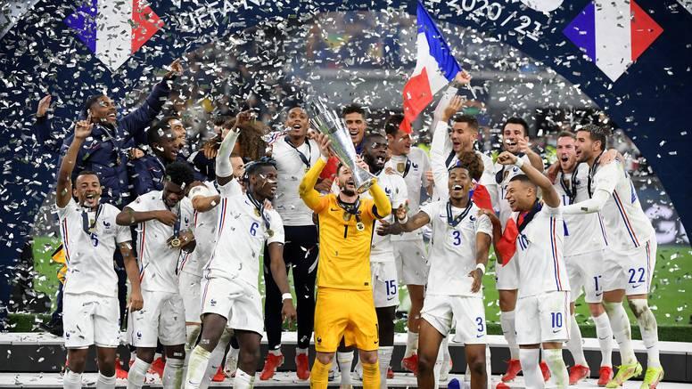 Francuzi kontroverzno do titule u drugom izdanju Lige nacija!