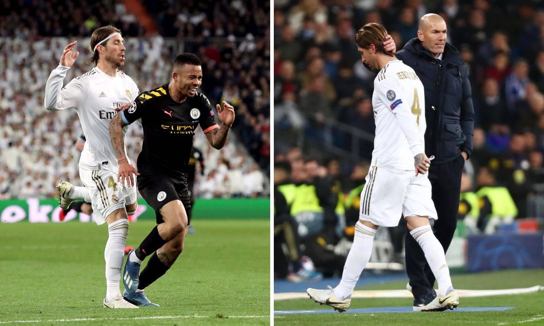 Ramos najgrublji u Ligi prvaka ikad! Kolumbijca će teško stići