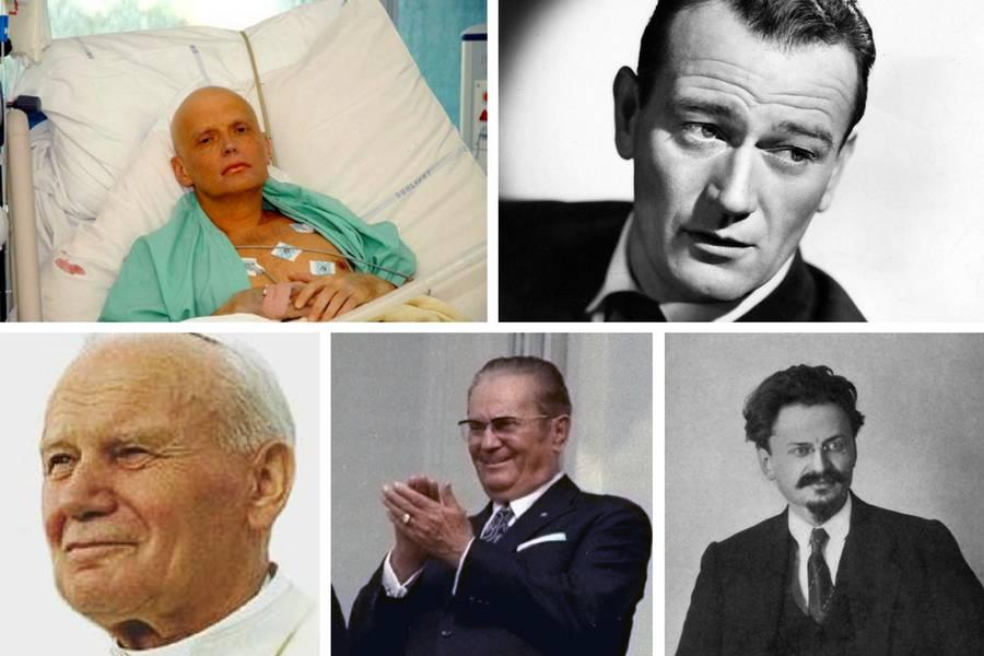 KGB-ovi pokušaji atentata: Evo tko je  bio na njihovoj crnoj listi