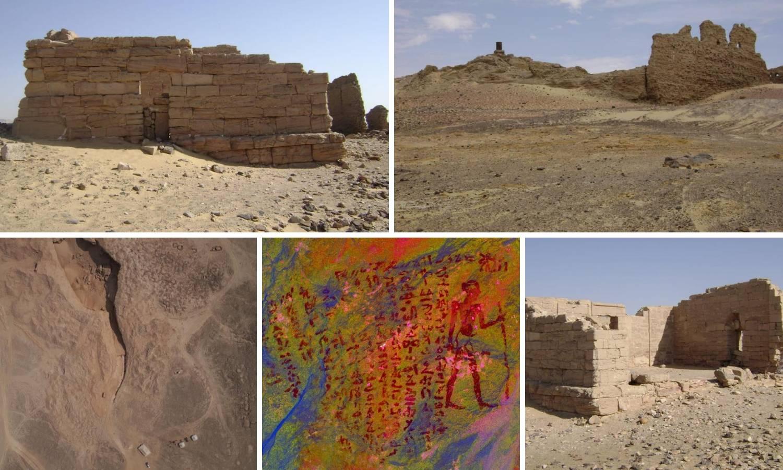 Ovo otkriće objašnjava kako su stari Egipćani gradili piramide