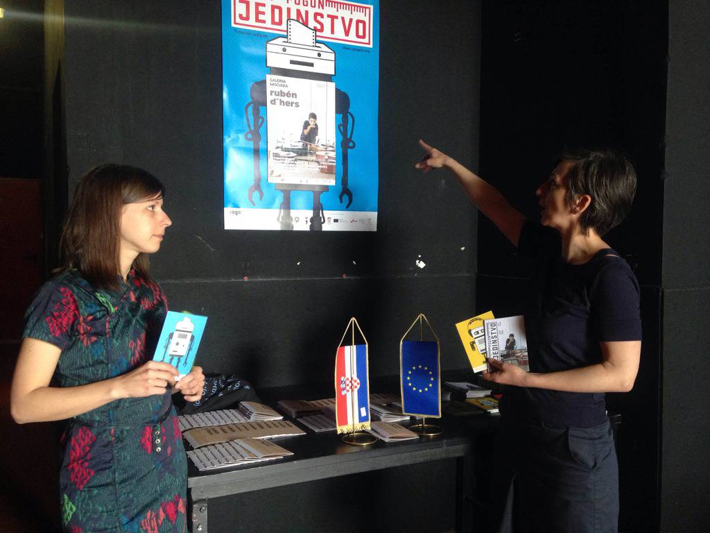 Predstavljen Pogon Shuffle, način komuniciranja s publikom
