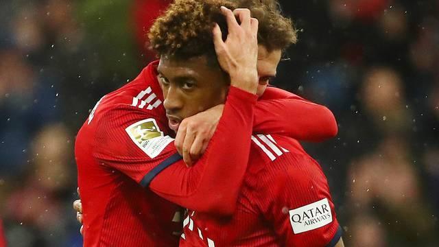 Bundesliga - Bayern Munich v 1.FSV Mainz 05