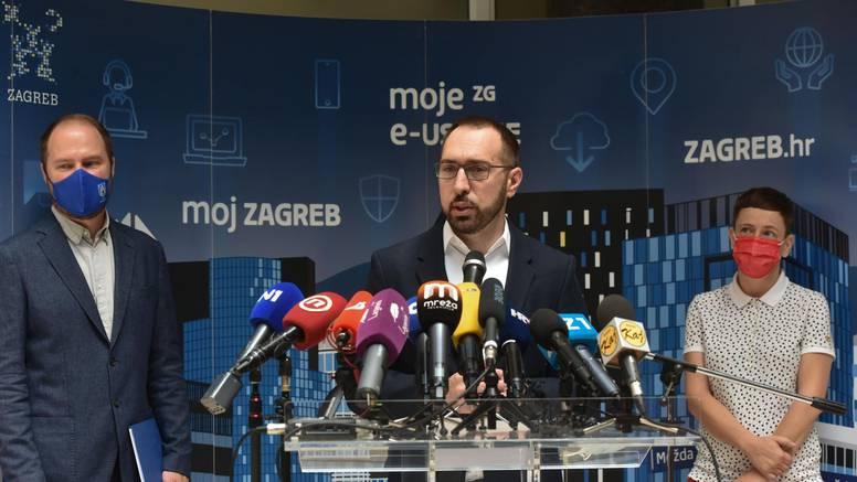 'Najveći problem Zagreba su financije, a sad uoči rebalansa tražimo dugoročno rješenje'