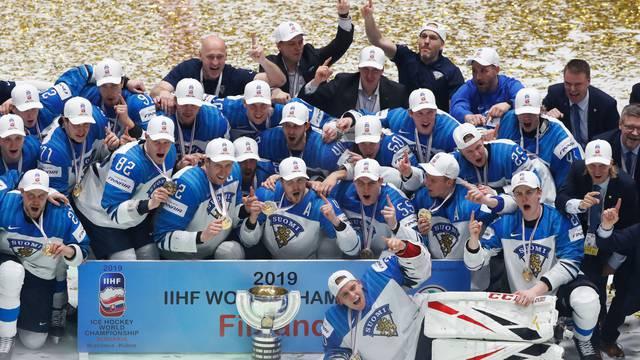 Finska treći put prvak svijeta! U finalu je pala moćna Kanada