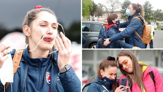 Okupile se 'Kraljice šoka' bez izbornika Šoštarića: 'Baš je predivno opet biti s curama'