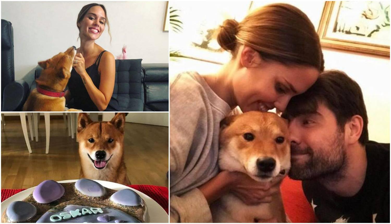 Franka slavi pseći rođendan: 'A prije sam više voljela mačke...'