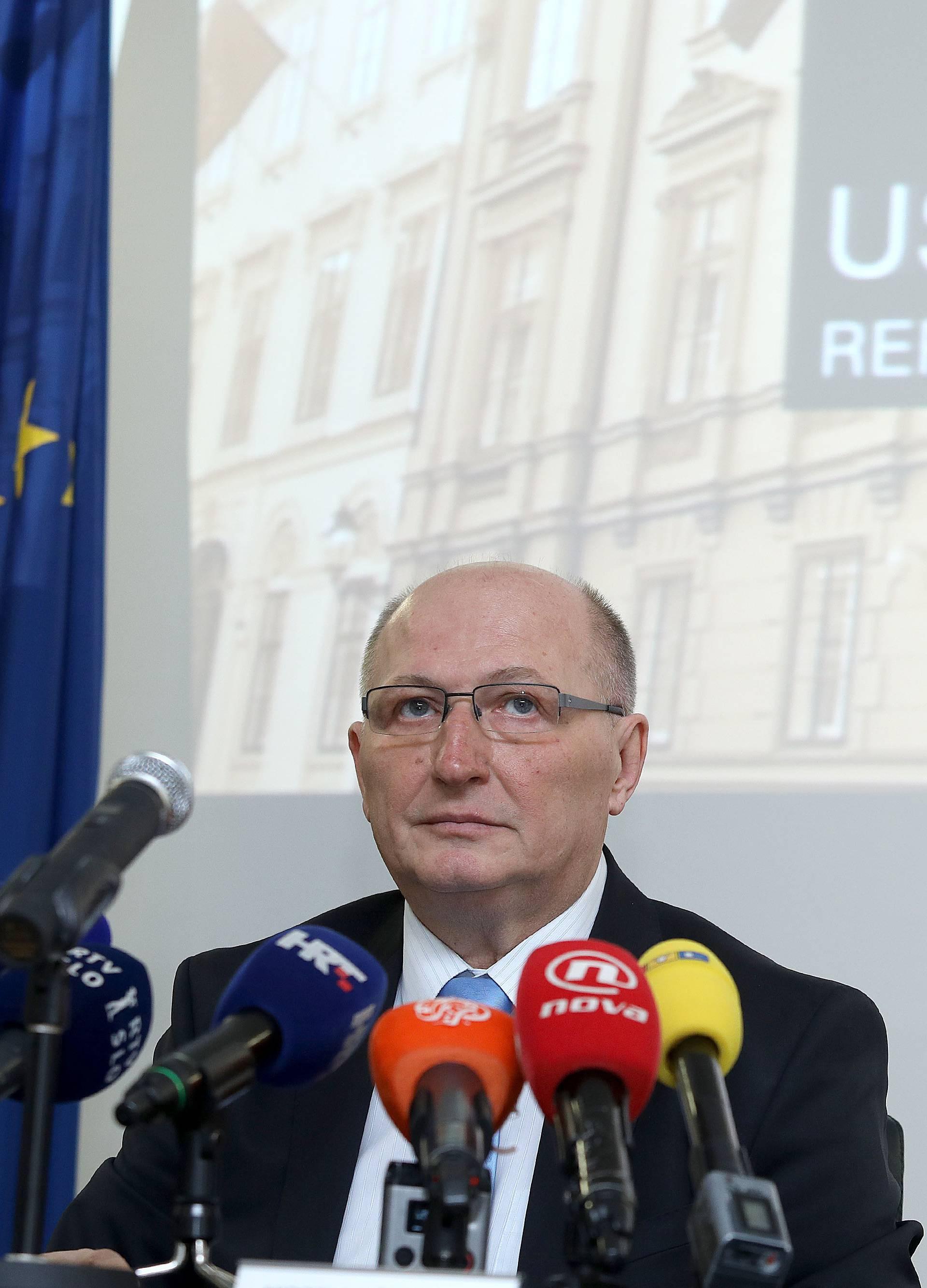 Ustavni sud: Stavovi suca Abramovića su njegovi privatni