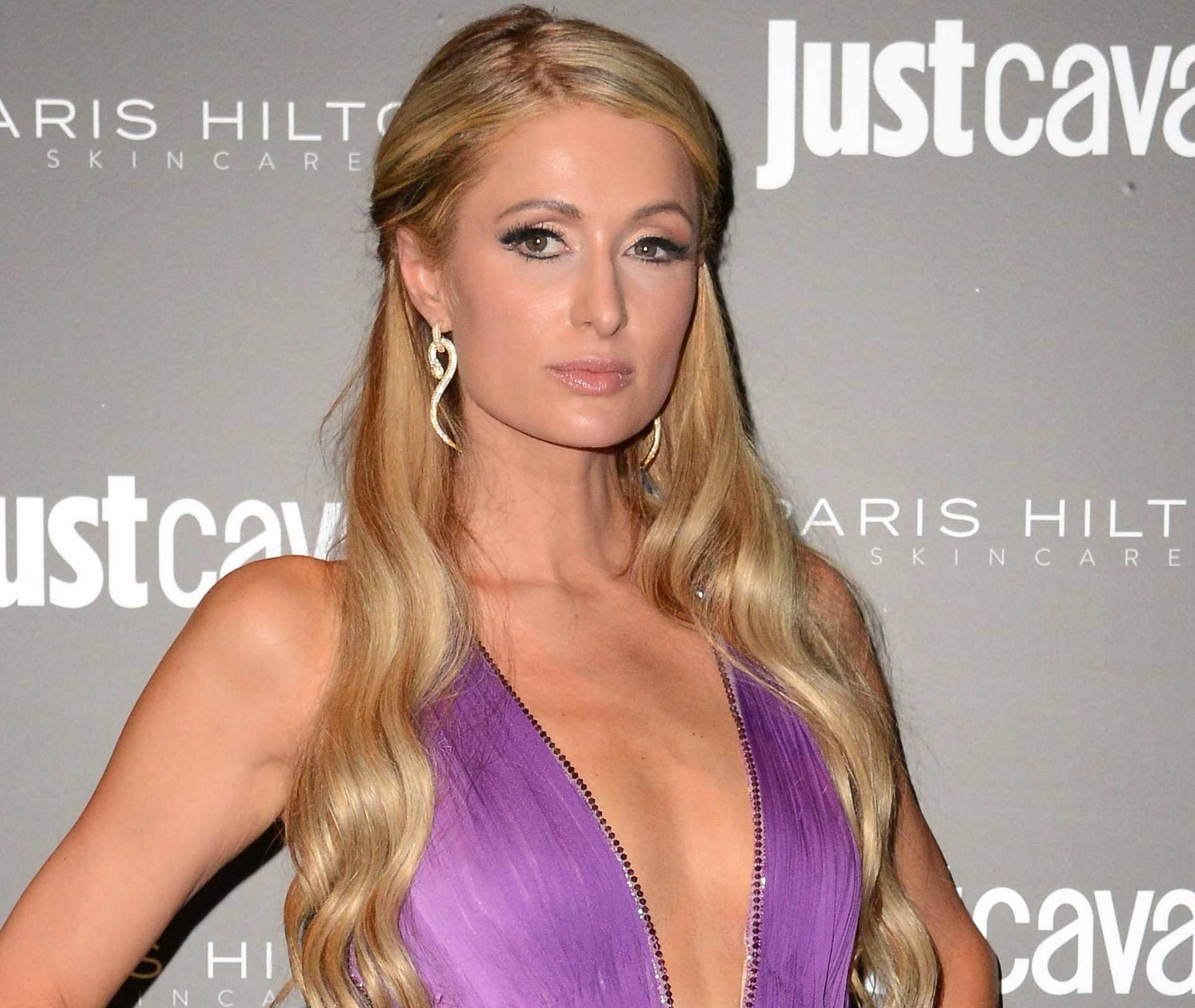 "Milan, ""Paris Hilton"" Skin Care Party"