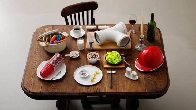 Šokantne fotografije: Slikovito pokazali koliko plastike jedemo