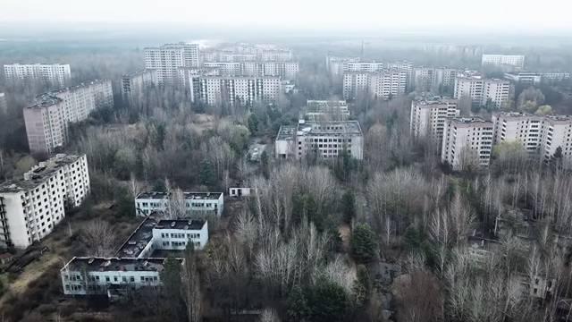 Jezive snimke 'grada duhova': Tu više nitko neće moći živjeti