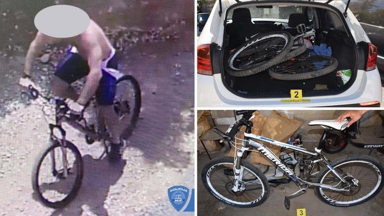 Krao bicikle po kampovima u Istri i švercao ih po Sloveniji