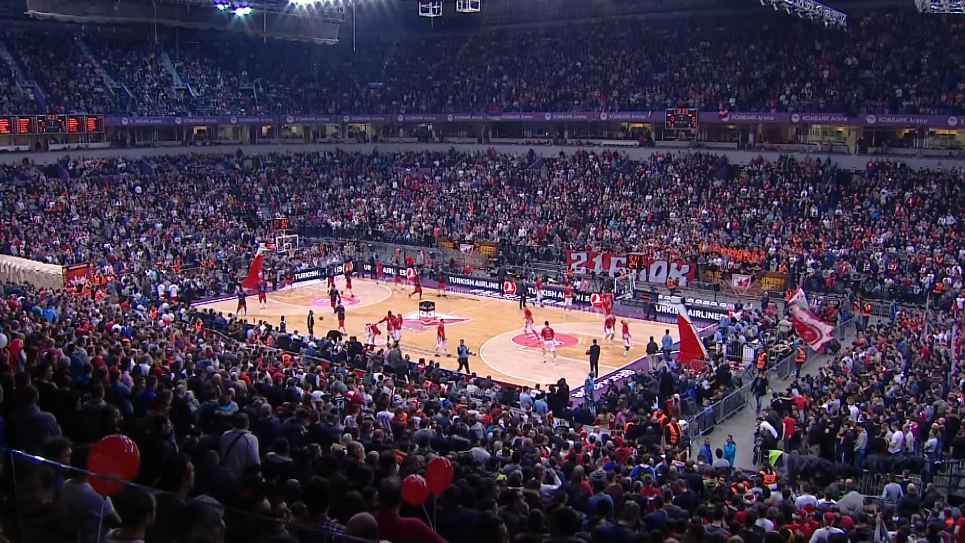 Perasovićevi izgubili od Reala, Zvezda u grotlu srušila CSKA