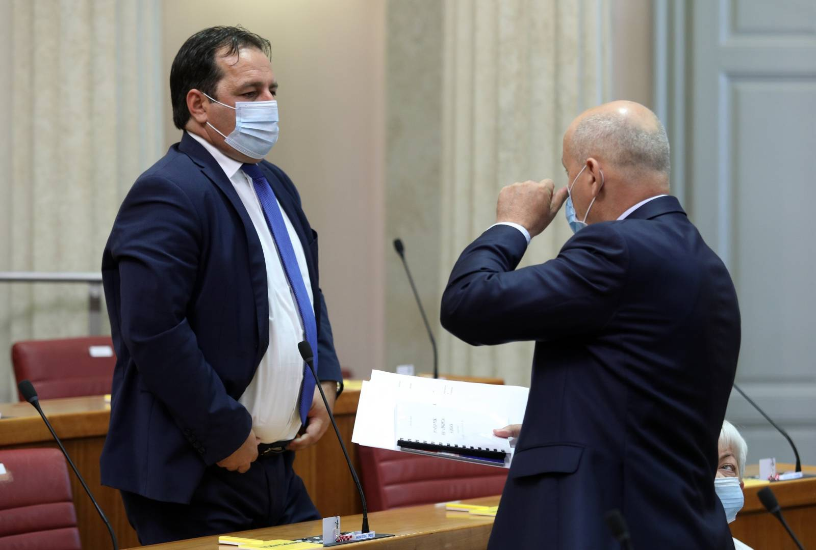 Zagreb: Konstituirajuća sjednica 10. saziva Hrvatskog sabora