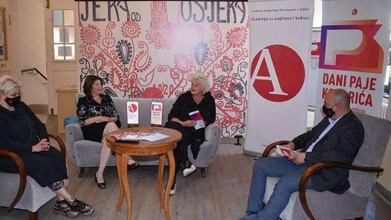 Dani Paje Kolarića predstavljeni su na Akademji za umjetnost i kulturu u Osijeku