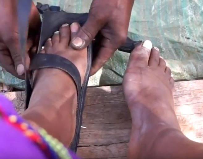 Trebaju vam sandale? Evo sad ćemo ih izraditi od stare gume
