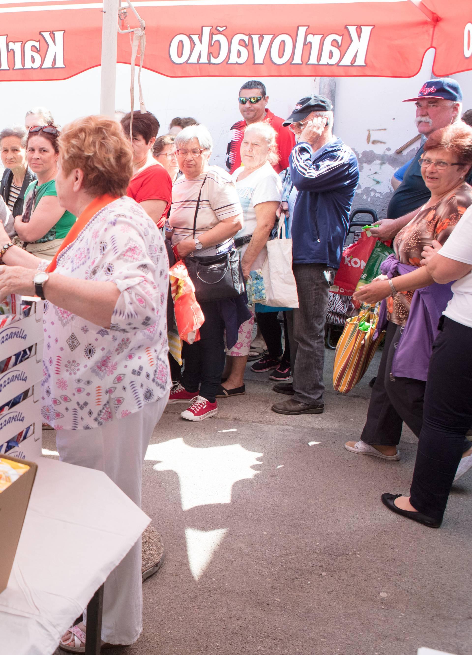 Više od 5 milijuna kn iz EU za siromašne na području Osijeka