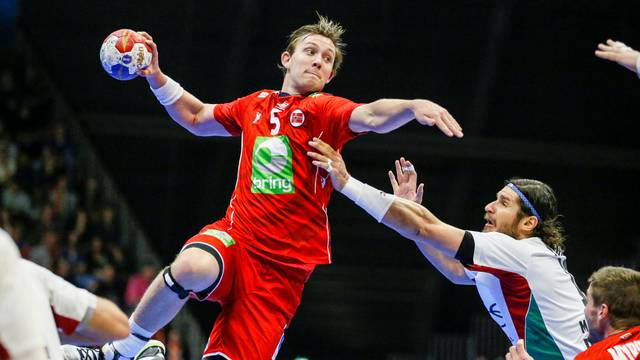 Men's Handball - Hungary v Norway - 2017 Men's World Championship, Quarter-Finals