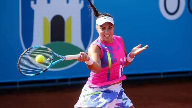 Ana Konjuh i Jule Niemeier susrele se na Zagreb Ladies Openu