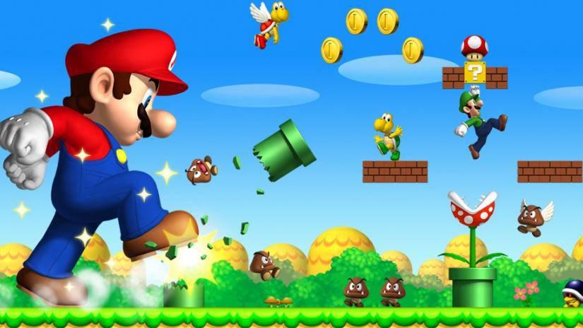 Igrica Super Mario