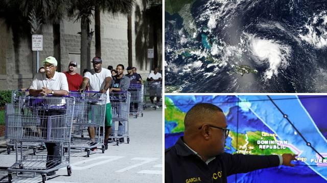 Dorian je sve bliži i opasniji: Florida očekuje direktan udar