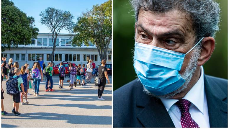 'Neki učenici odbijaju maske jer su ih tako instruirali roditelji'