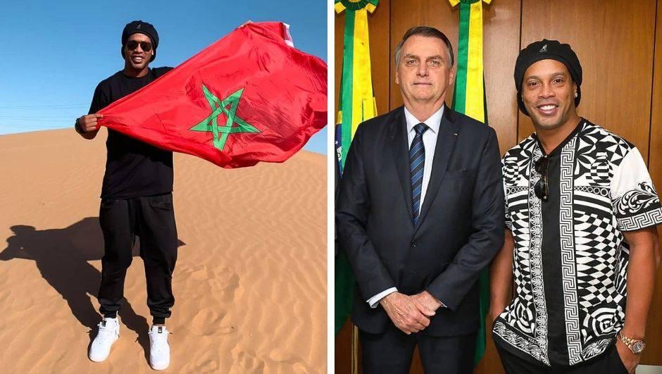 Ronaldinhu uzeli putovnicu pa ga proglasili ambasadorom!?