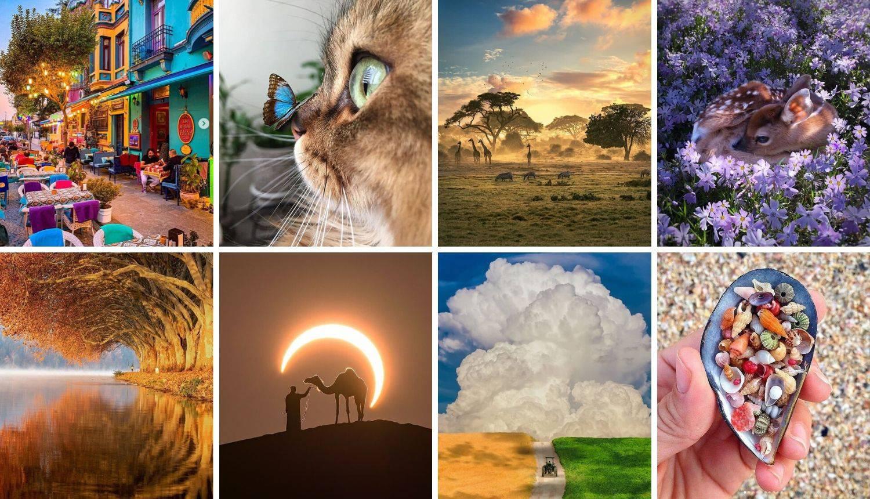Podsjetimo se koliko je Zemlja lijepa - opustite se i uživajte!