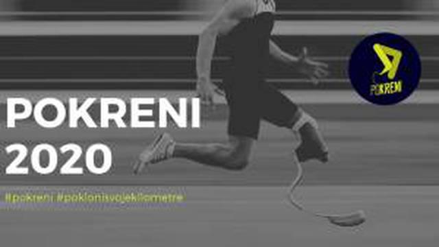 Kreće trkački izazov kojem se možete priključiti #OdDoma