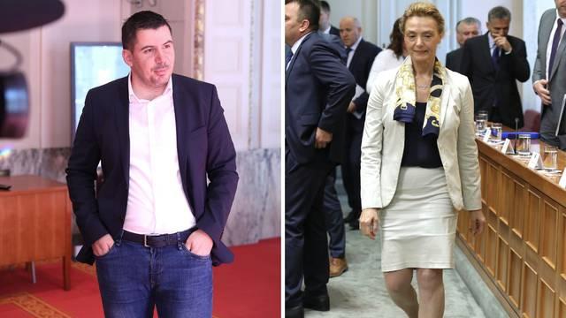 'Ministrica treba još samo jedan mjesec kršiti zakone'